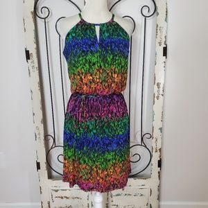 London times sleeveless summer dress size 6